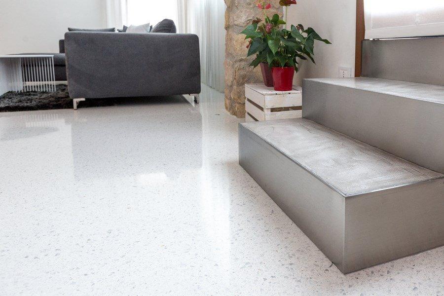 04 – Esempio Pavimento in Cemento Futura Dust