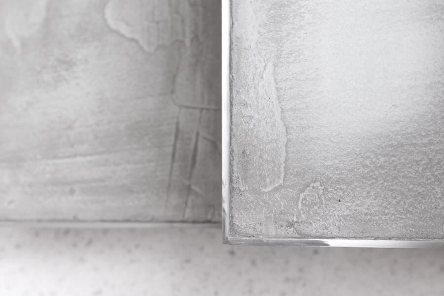 06 – Esempio Pavimento in Cemento Futura Dust
