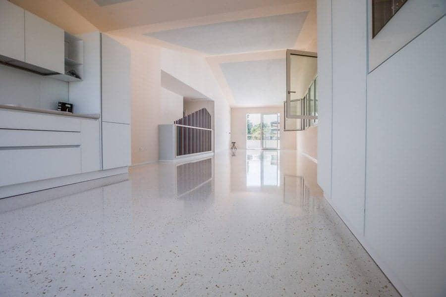 Pavimento alla Veneziana Futura Terrazzo | Mazzaro Superfici Continue