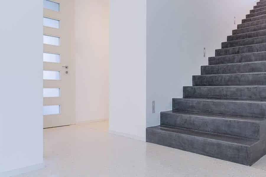 12 – Esempio Pavimento in Cemento Futura Dust